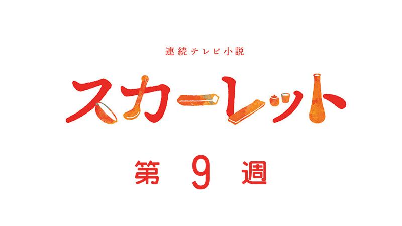 スカーレット/第9週/見逃し配信動画 火まつりの誓い
